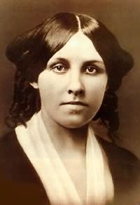 Louisa May Alcott. Source: wikipedia.com