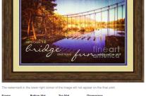 Cross the Wooden Bridge While Having Fun