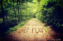 Find Yourself, Go Run