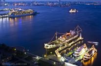 Legend of the Seas at Yokohama Port