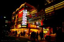 Yokohama Chukagai at Night