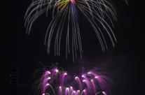 Yokohama Port Anniversary Fireworks 14