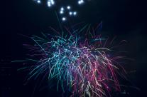 Yokohama Port Anniversary Fireworks 8