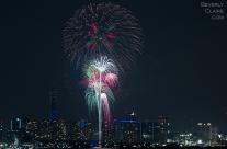 Yokohama Port Anniversary Fireworks 15