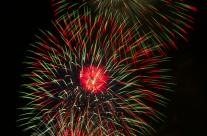 Yokohama Port Anniversary Fireworks 2
