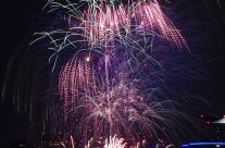 Yokohama Port Anniversary Fireworks 12