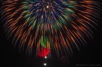 Yokohama Port Anniversary Fireworks 9