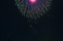 Yokohama Port Anniversary Fireworks 16