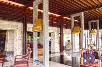Ayana Resort's Artistic Lobby