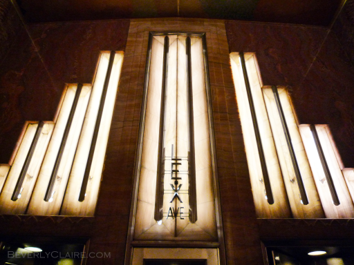 Inside the Chrysler Building