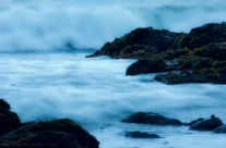Sea Waves in Chiba
