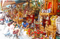Market in Hanoi