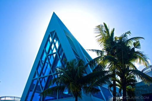 A wedding chapel in Guam