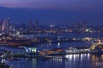 Yokohama Marine Tower Views
