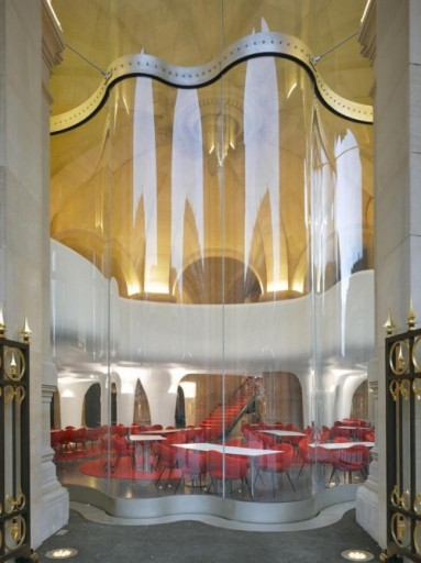 The Art Deco Restaurant - Part II - Beverly Claire Designs | Beverly ...